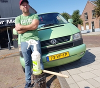 Johan Bax, CEO Mobielewasstraat.nl
