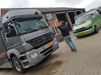 Vrachtwagens, bedrijfswagens en tractoren