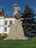 pomník Lukáše Pakosty