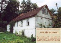Ležákův mlýn, rodiště L. Pakosty