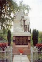 pomník padlých v 1. světové válce