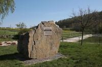 památník Bedřicha Dvořáka