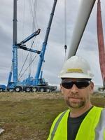 Site supeviser For Kranringen på Vindmølle jobb i Finnmark